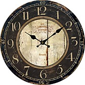 Euro Country Wall Clock
